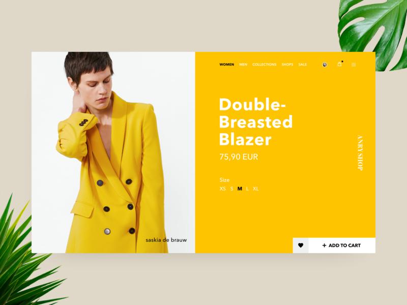 Оnline Store website vector branding web site online store store web typography e-commerce app logo flat ux ui design