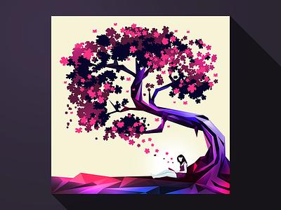 Anecdotes music tree illustration album