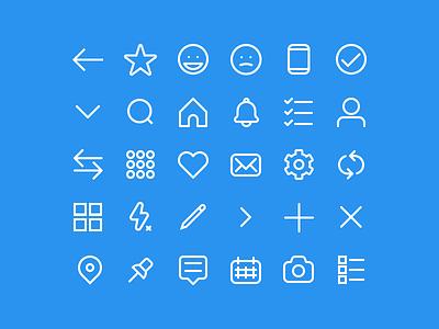 Free Icon Set icons free