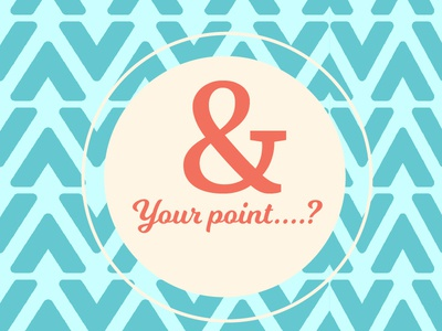 Your Point...? popculture pop art art society6 animation typography graphic design your point illustration bro duh