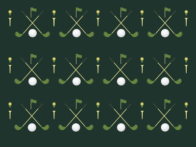 Golf golf lovers adobe adobe illustrator illustration design golf