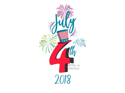 July 4th 2018 fireworks july 4th american summer america summer july holidays