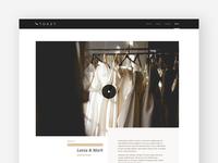 Toast website concept