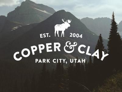 Copper & Clay Logo