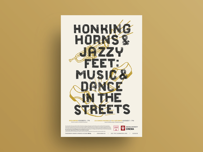 Honking Horns and Jazzy Feet film series