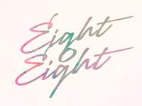 Eight O Eight Logo