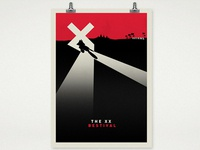 The XX Bestival Poster