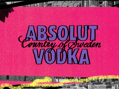 absolut vodka rmx by rebecca rumble dribbble dribbble
