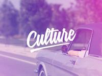 Culture Title card