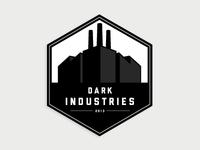 Dark Industries logo