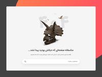 Designasor 404 page