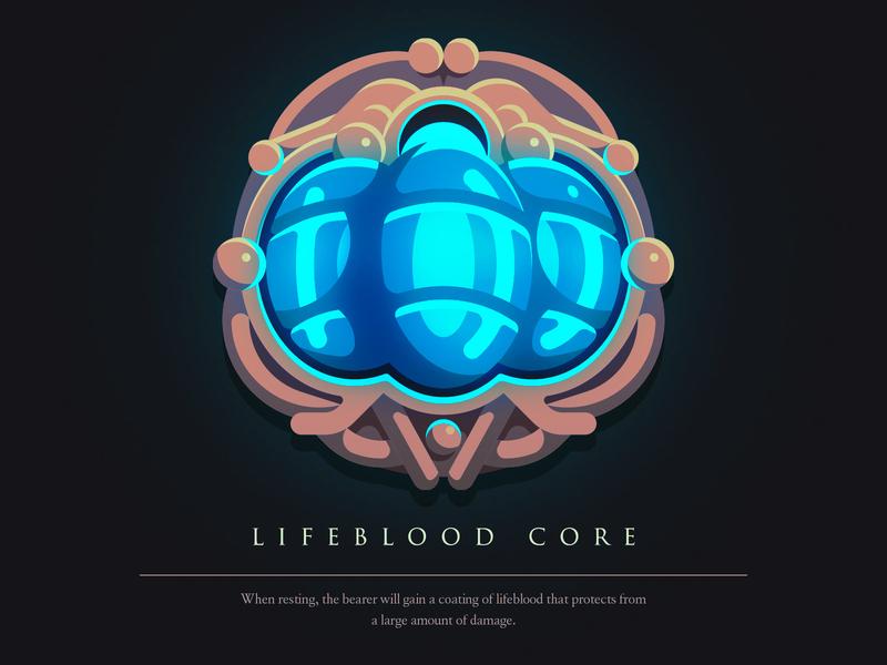 I Saw It On Twitch: Lifeblood Core