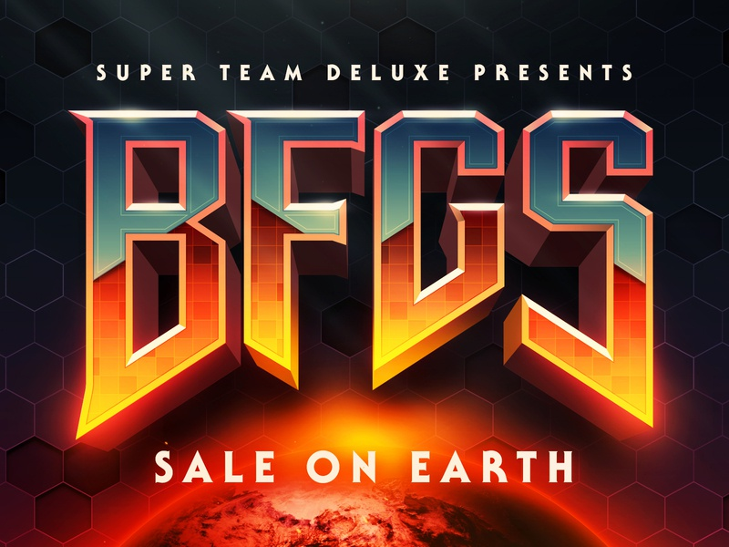 BFGS: Sale On Earth