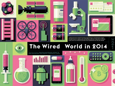 Wired World 2014 Preview wired uk world science microscope space future technology editorial