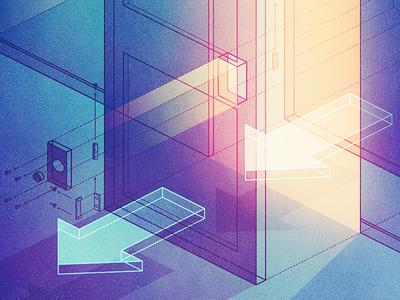 Men's Health - Door