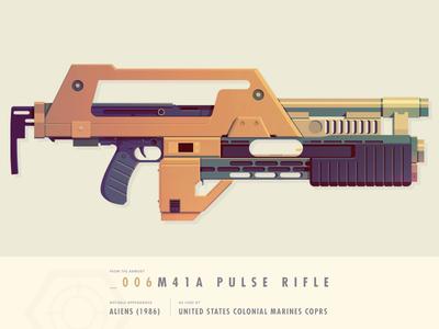 Epic Armory: M41A Pulse Rifle