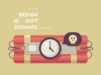 Design Isn't Doomed