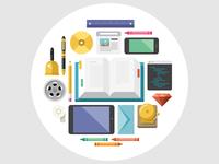 Code School Blog - Illustration