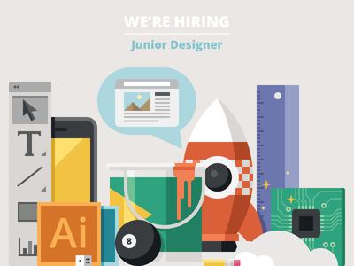 Code School is Hiring | Junior Designer