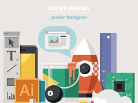 Code School is Hiring | Junior Designer