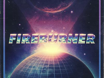 Futuralbum Process + Explorations 80s futuralbum dynatron space