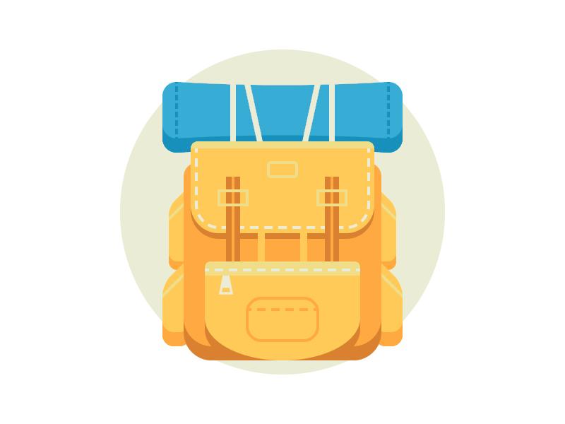 Packbackin