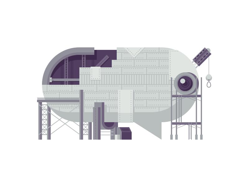 A List Apart - Do Androids Dream? speech bubble illustration editorial