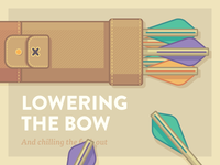 Lowering the Bow