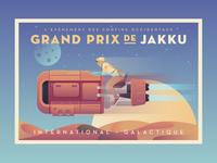 Grand Prix De Jakku