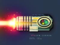 I Saw It On Twitch: Arm Cannon
