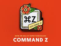 Super Team Deluxe: Command Z