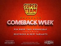 Comeback Week