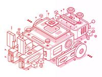 Pluralsight Design System - Robot