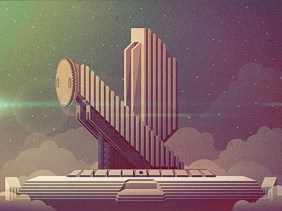 _117 spomenik monument illustration soviet