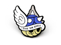 BFGS: Give 'Em Shell