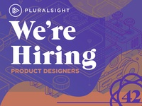 Pluralsight is hiring