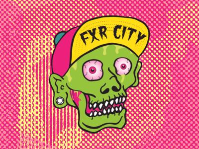 Zombie - FXR CITY