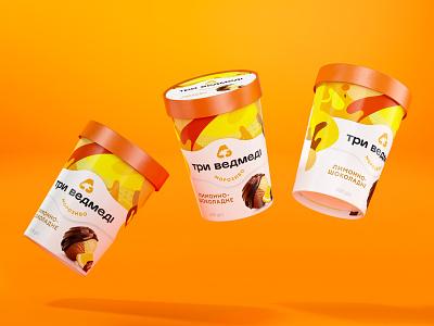 Three Bears Ice Cream