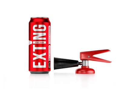 Exting: Saving Energy Drink