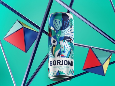 """Borjomi """"Winter 2019"""""""