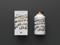 Dote Limited Edition Packaging
