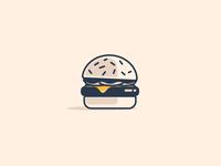 Burger - #FunFactFriday
