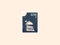 Stamp - #FunFactFriday