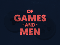 Of Games and Men Podcast Logo