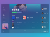 Spotify UI Redesign Concept