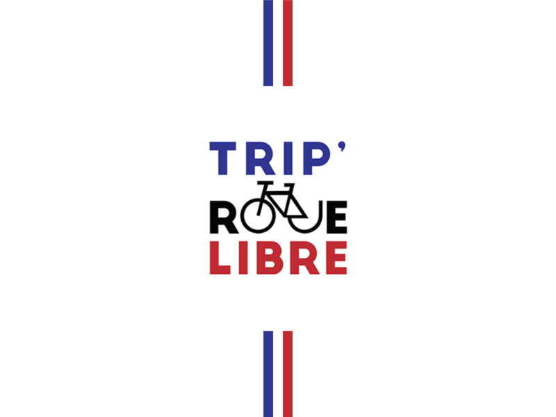 Logo Design france bicycle logotype logo design