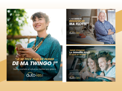 Posters for Auto-IES.com