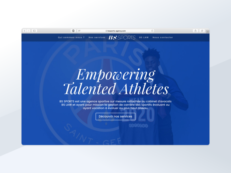 Website - BS Sports website sports
