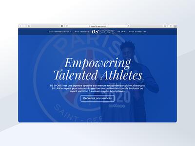 Website - BS Sports website sports