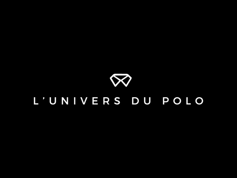 L'Univers du Polo - Logo design polo shirt polo logo design logo